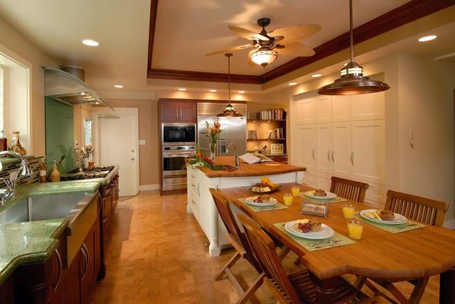 三层别墅及富裕型2013整体厨房效果图