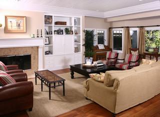 简约风格家装  平凡舒适的家