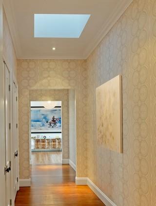 艺术花纹墙纸