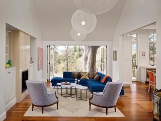 现代简约风格小型公寓10-15万120平米三室两厅两卫2013客厅设计图