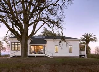 现代简约风格小公寓白色欧式家具10-15万120平米房子设计图