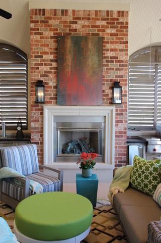 混搭风格客厅公寓低调奢华白色卧室140平米以上装修图片