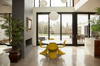 混搭风格客厅小型公寓140平米以上15平米客厅门厅过道装修效果图