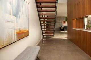 混搭风格客厅公寓140平米以上玄关过道吊顶设计图纸