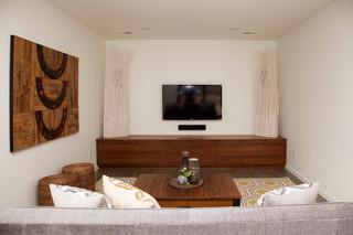 混搭风格客厅老年公寓140平米以上2014客厅吊顶门厅过道装修图片