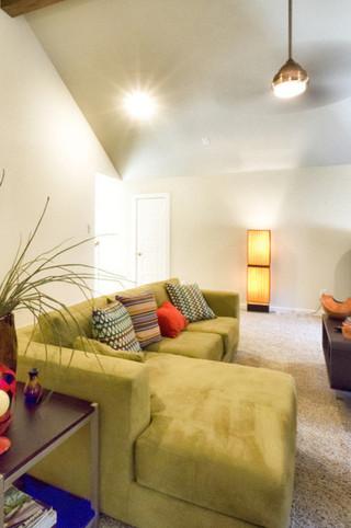 现代简约风格卫生间老年公寓10-15万130平米家庭2013简约客厅装潢