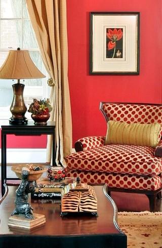 美式风格客厅酒店式公寓豪华型100平米的房子2012简约客厅效果图