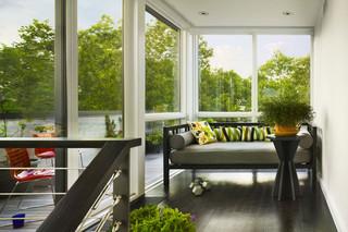 混搭风格客厅2层别墅豪华型阳光房屋顶装潢
