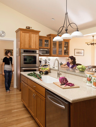 混搭风格50平复式原木色家居10-15万130平米家庭效果图
