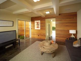 老年公寓豪华卧室原木色家居20万以上130平米三室两厅效果图