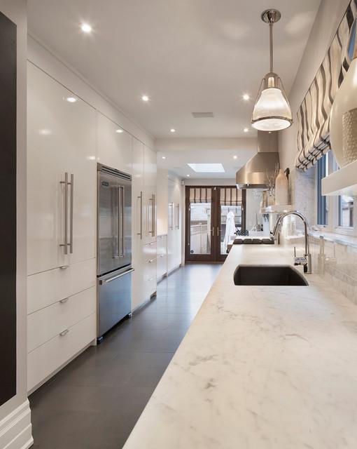 现代简约风格客厅loft公寓140平米以上4平方厨房白领家装图片