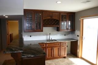 混搭风格loft公寓格子120平米房屋2013家装厨房设计图