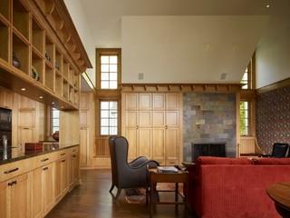 田园风格卫生间三层别墅及120平米房子2013现代客厅设计图