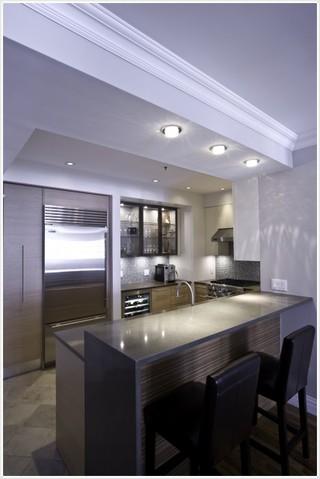 四房以上20万以上120平米房子2013简约客厅效果图