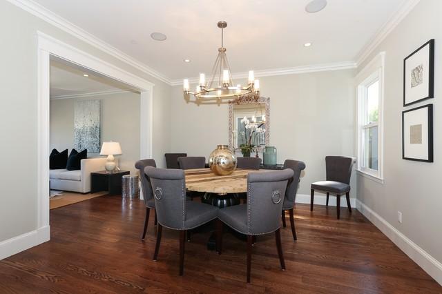 现代美式风格小户型公寓豪华型2014客厅吊顶效果图图片