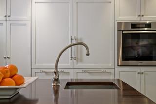 美式风格客厅小型公寓110平米三室两厅阳光房洗手台效果图