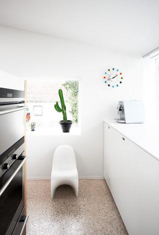 简约风格卧室富裕型140平米以上6平方厨房改造