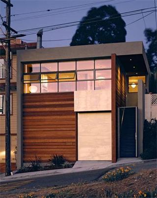 日式独栋房客厅装修欣赏 日式现代风格