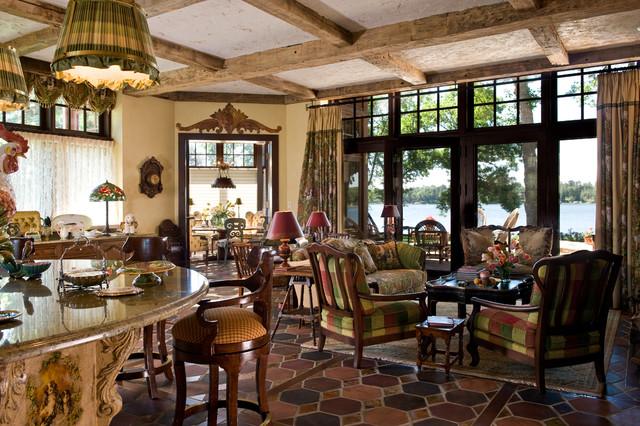 法国酒庄花园洋房 奢华的享受_齐家网装修效果图