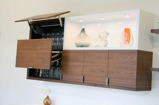 混搭风格客厅单身公寓可爱卧室120平米房子装修效果图