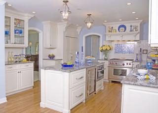 美式风格客厅卧室复式白色家具20万以上装修效果图