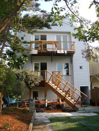 一层别墅及富裕型室内装修楼梯装修效果图
