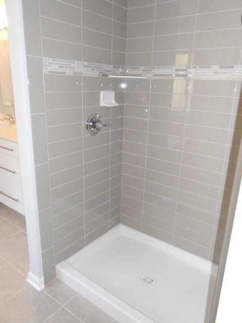 简约风格经济型140平米以上整体淋浴房效果图