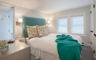 田园风格饭店富裕型140平米以上6平米卧室设计