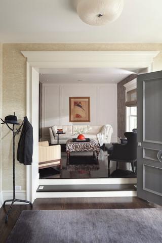 混搭风格客厅富裕型140平米以上10平米小卧室设计图纸