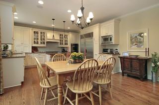 欧式风格家具富裕型140平米以上中式餐桌图片