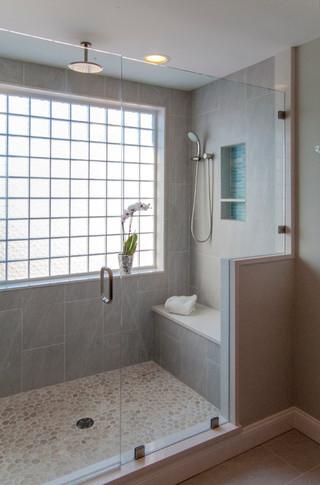 现代简约风格富裕型140平米以上品牌整体淋浴房设计图纸