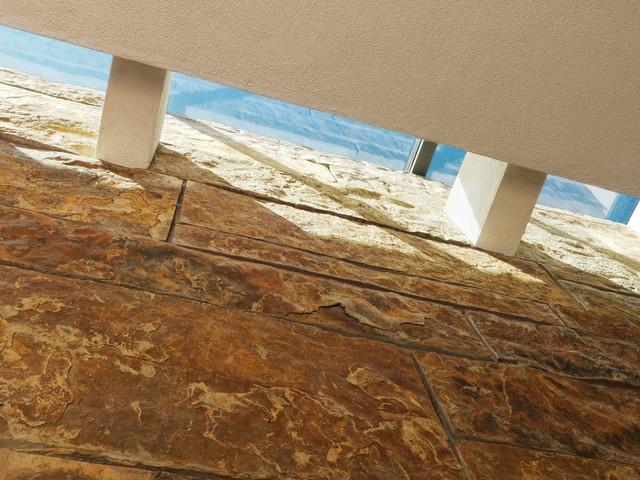 宜家风格客厅富裕型140平米以上瓷砖电视墙效果图