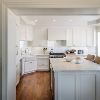 中式简约风格酒店公寓白色简欧风格120平米房子效果图