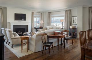 简约风格小公寓120平米房屋 客厅装修效果图