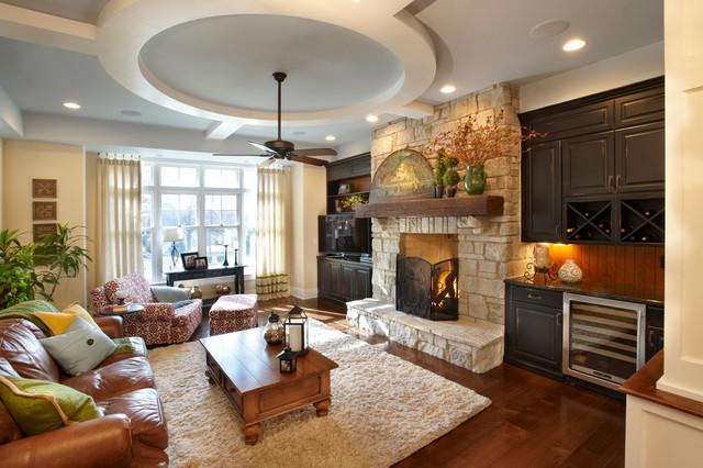 田园风格窗帘50平复式经济型2012客厅吊顶装修效果图图片