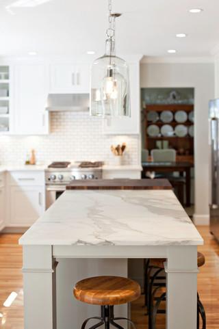 欧式风格家具复式公寓白色家居快餐桌图片