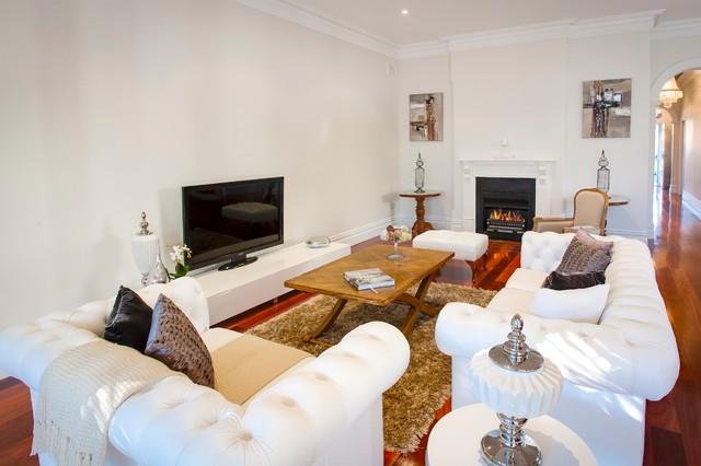 白色公寓大平层 洁白优雅的设计形式