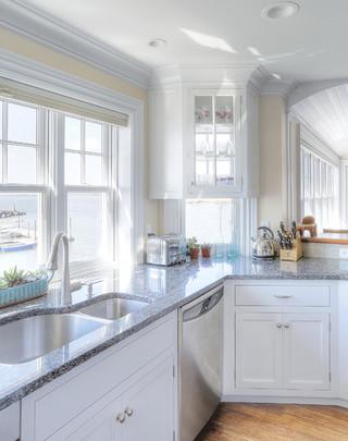 田园风格玄关白色卧室经济型140平米以上装修效果图