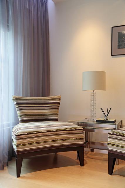 混搭风格客厅富裕型140平米以上实木沙发效果图