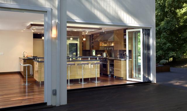 欧式风格富裕型140平米以上庭院围墙装修图片