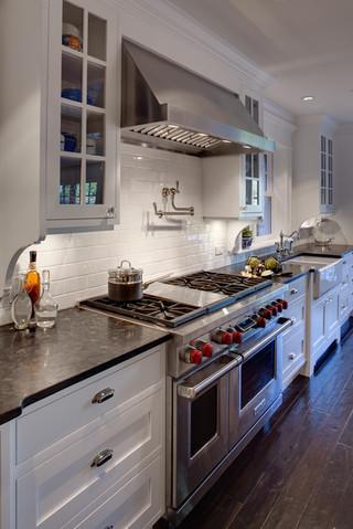 欧式风格客厅三层小别墅豪华型2014整体厨房小户型吧台效果图