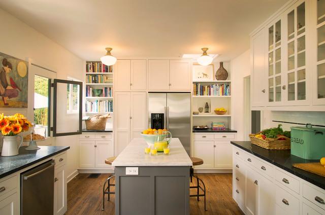 宜家风格3层别墅艺术家具2平米厨房设计图