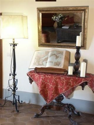 地中海风格卧室单身公寓设计图浪漫婚房布置书房装饰90后家装图片