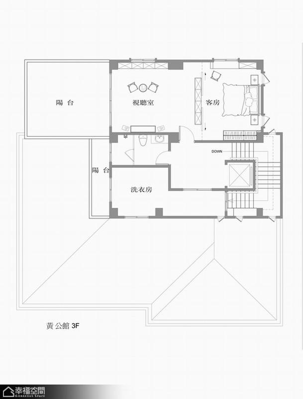 欧式风格别墅奢华装修效果图