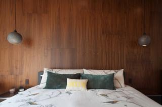 现代简约风格酒店式公寓10平米卧室设计师的家