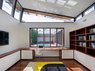 简约风格卧室小型公寓阳光房屋顶2014电视背景墙设计图