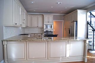 美式风格10平米6平米厨房不吊顶客厅品牌布艺沙发效果图