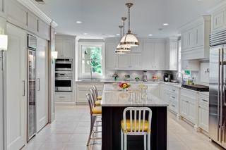 中式简约风格经济型140平米以上2013整体厨房装修效果图