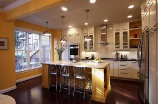 欧式风格卧室富裕型140平米以上整体厨房吊顶装修