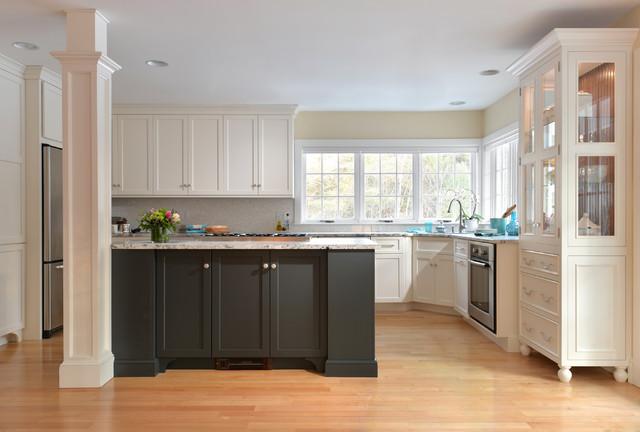 欧式风格客厅富裕型140平米以上整体厨房设计图效果图